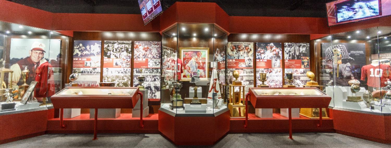 Bryant Museum Exhibits